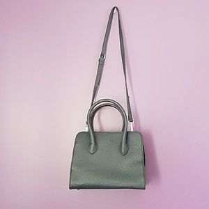 Zara Bags - Zara Structured City Bag with handle and pockets